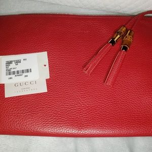 Brand new authentic Gucci clutch